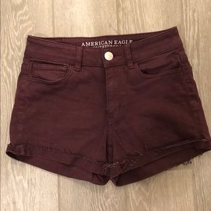 American Eagle High-Rise Shorts
